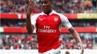 Alex Iwobi trưởng thành nhanh hơn cả tưởng tượng của HLV Wenger
