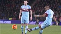 West Ham - Man United: Khác Becks, Payet không tập vẫn đá phạt giỏi