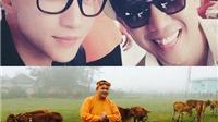 Remix Giải trí sáng 13/4: Minh Béo 'mất bò'; Trấn Thành lobby cho trai đẹp; 'Cô dâu 8 tuổi' nữa ra đi