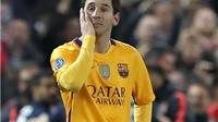 Ronaldo ghi bàn liên tục. Bao giờ Messi mới ghi bàn trở lại?