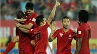 Những chiếc áo sạch của bóng đá Việt