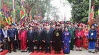 Giỗ tổ Hùng Vương: hàng triệu tấm lòng một dạ tri ân