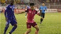 Sài Gòn FC 0–0 QNK Quảng Nam: Chủ nhà chào sân tẻ nhạt