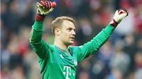 Neuer sẽ không tới Man City, CHÍNH THỨC gia hạn với Bayern