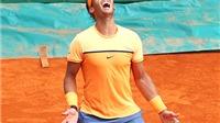 Rafael Nadal: Liều thuốc tốt nhất là chiến thắng