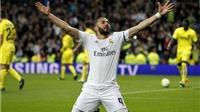 Real Madrid 3-0 Villarreal: Ronaldo im tiếng nhưng vẫn bám sát Barca, Atletico