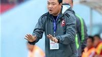 HLV Trương Việt Hoàng: 'Bóng đá tử tế là lẽ sống của tôi'