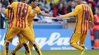 PHÂN TÍCH: Khó khăn, nhưng Barca sẽ vượt Madrid để vô địch Liga