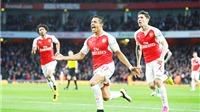 CẬP NHẬT tin sáng 22/4: Sanchez cân bằng thành tích với Giroud. Ronaldo trấn an người hâm mộ