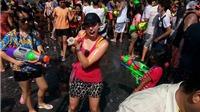 Video du lịch: Độc đáo lễ hội té nước Songkran ở Thái Lan