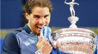 Hạ Nishikori, Rafael Nadal vô địch Barcelona Open lần thứ 9