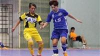 Quận 8 bảo vệ thành công chức vô địch giải futsal nữ TP.HCM 2016
