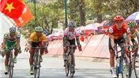 Chặng 16 giải xe đạp HTV 2016: Nguyễn Trường Tài trên đường viết kỳ tích