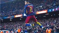 Barcelona: Khiêu vũ trở lại đi, Neymar!