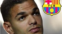 TIẾT LỘ: Barcelona đã tiếp cận Hatem Ben Arfa