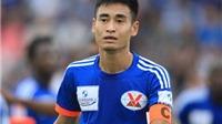Minh Tuấn ghi bàn thắng 'vàng'