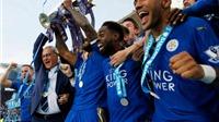 CHÙM ẢNH: Leicester City đăng quang ngôi vô địch Premier League 2015-16