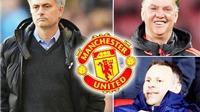 Ryan Giggs sẽ rời Man United nếu Mourinho thay Van Gaal