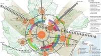 Phạm vi Vùng Thủ đô Hà Nội được mở rộng ra Phú Thọ, Thái Nguyên và Bắc Giang