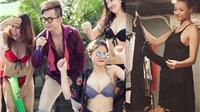 Remix Giải trí 13/5: Lại nóng chuyện bikini. Tò mò giới tính em bé của Hồng Quế có... hại gì?