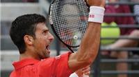 Thắng Nishikori, Djokovic đấu Murray ở Chung kết Rome Masters