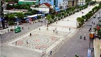 Phố đi bộ Nguyễn Huệ thành catwalk dài nhất Việt Nam