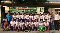 158 trường tham dự Festival bóng đá học đường TP.HCM 2016