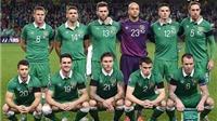 ĐT CH Ireland: Không chịu là 'kẻ lót đường'