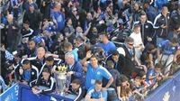 CHÙM ẢNH: Leicester được hàng ngàn CĐV chào đón cuồng nhiệt ở Thái Lan