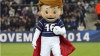 Linh vật EURO 2016: Bạn biết gì về 'Super Victor'?