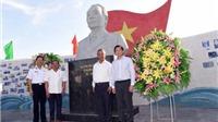 Khánh thành công viên Đại tướng Võ Nguyên Giáp trên quần đảo Trường Sa