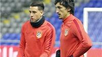 Atletico: Gimenez hay Savic đá cặp với Godin?
