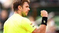 Roland Garros 2016: Vị thế đương kim vô địch đã cứu Wawrinka