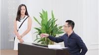 Hoàng Bách chỉ tuyệt chiêu cho Hoa khôi 'hát như trong nhà tắm'