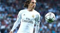 Luka Modric: Nhạc trưởng giản dị của đội bóng hào nhoáng