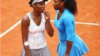 Roland Garros ngày 01-06: Nhà Williams chia nửa vui buồn