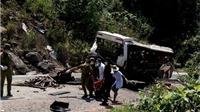 Tin mới nhất vụ nổ xe khách tại Lào: Nạn nhân thứ 8 là anh Lê Văn Yên