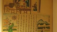 'Truyện tranh' 'Lục Vân Tiên' hồi hương sau trăm năm trên đất Pháp