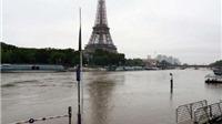 Paris cũng 'lội' như Hà Nội
