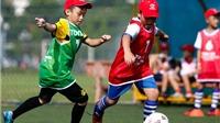 Tưng bừng sơ tuyển Trại Hè bóng đá Toyota 2016 tại Hà Nội