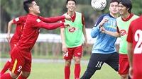 18h30 ngày 6/6, Việt Nam – Singapore: Trận chung kết đầu tiên của Hữu Thắng