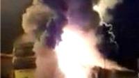 Lại cháy xe khách giường nằm, hàng chục hành khách may mắn thoát chết