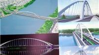 Huế xây cầu vượt sông Hương theo phương án chiếc nón hay núi Ngự Bình?