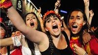 EURO 2016: Lo ngại khủng bố, Brussels hạn chế ăn mừng trên đường phố