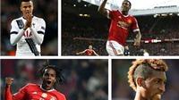 CHÙM ẢNH: Những cầu thủ trẻ đáng chú ý ở EURO 2016