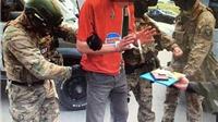 Ukraine công bố đoạn ghi âm của kẻ định khủng bố nước Pháp dịp EURO