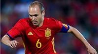 Từ Sammer tới Iniesta, nhìn lại 5 Quả bóng vàng EURO gần nhất