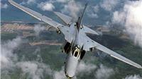 Máy bay MiG-27 rơi trúng người đi xe đạp