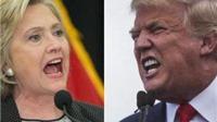 Hillary Clinton và Donald Trump khẩu chiến sau thảm sát Orlando