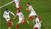 Cuối cùng, Ngoại hạng Anh cũng thay đổi tuyển Anh